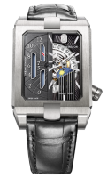 Harry Winston Avenue Dual Time Automatic AVEATZ37ZZ001