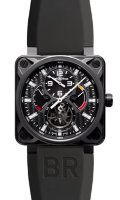 Bell & Ross Aviation BR 01 Tourbillon