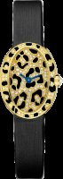 Cartier Creative Jeweled Watches Mini Baignoire panther spots HPI00962