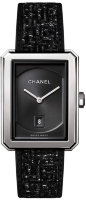 Chanel Boy-Friend Tweed Watch H5503