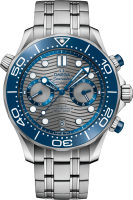 Omega Seamaster Diver 300 m Chronograph 44 mm 210.30.44.51.06.001