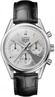 TAG Heuer Carrera 160 Years Silver Limited Edition CBK221B.FC6479