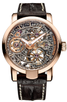 Armin Strom One Week Skeleton RG14-WS.5N