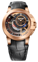 Harry Winston Ocean Dual Time Automatic 44 mm OCEATZ44RR011
