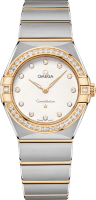 Omega Constellation Manhattan Quartz 28 mm 131.25.28.60.52.002