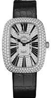 Franck Muller Ladies Collection Galet 3002 M QZ R D3 CD White Gold