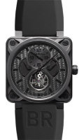 Bell & Ross Aviation BR 01 Tourbillon BR 01 Tourbillon Phantom