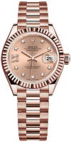 Rolex Lady-Datejust Oyster Perpetual 28 mm m279175-0029