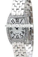 Franck Muller Ladies Medium Cintree Curvex 7502 QZ D O-5
