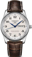 Watchmarking Tradition The Longines Master Collection Annual Calendar L2.910.4.78.3