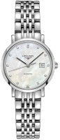 Watchmaking Tradition The Longines Elegant Collection L4.310.4.87.6