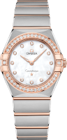 Omega Constellation Manhattan Quartz 28 mm 131.25.28.60.55.001
