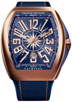 Franck Muller Mens Collection Vanguard Yachting V45 SC DT YACHTING 5N