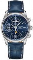 Watchmaking Tradition The Longines Master Collection L2.673.4.92.0