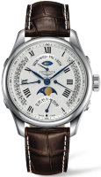 Watchmaking Tradition The Longines Master L2.738.4.71.3