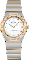 Omega Constellation Manhattan Quartz 28 mm 131.25.28.60.55.002