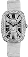 Franck Muller Ladies Collection Galet 3000 H SC DT R D3 CD White Gold