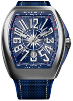 Franck Muller Mens Collection Vanguard Yachting V45 SC DT YACHTING OG