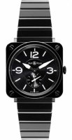 Bell & Ross Quartz BR S Black Ceramic Bracelet