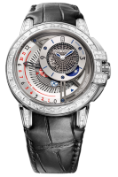 Harry Winston Ocean Dual Time Automatic 44 mm OCEATZ44WW013