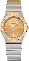 Omega Constellation Manhattan Quartz 28 mm 131.25.28.60.58.001