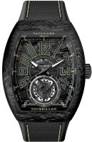 Franck Muller Mens Collection Vanguard V 41 T KRYPTON CARBON.VE