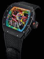 Richard Mille Tourbillon RM 68-01 KONGO