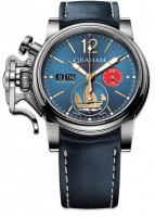 Graham Chronofighter Vintage Special Series Ltd-Golden Junk 2CVAS.U15A