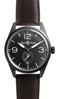 Bell & Ross Vintage BR Automatic BR 123 Original Carbon