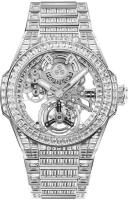 Hublot Big Bang Integral Tourbillon High Jewellery 455.WX.9000.WX.9904