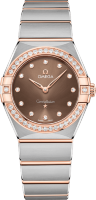 Omega Constellation Manhattan Quartz 28 mm 131.25.28.60.63.001