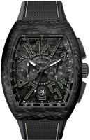 Franck Muller Mens Collection Vanguard V 41 CC DT KRYPTON CARBON.VE
