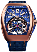 Franck Muller Mens Collection Vanguard Yachting V45 T GRAVITY CS YACHTING 5N