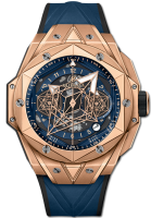 Hublot Big Bang Unico Sang II King Gold Blue 45 mm 418.OX.5108.RX.MXM20