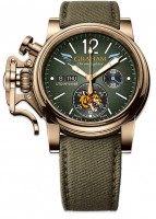 Graham Chronofighter Vintage Special Series Bronze Flying Tigers Ltd 2CVAK.G03A