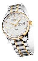 Watchmaking Tradition The Longines Master Collection L2.755.5.77.7