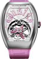 Franck Muller Vanguard Lady Gravity V35 T GR CS