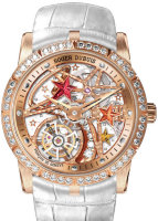 Roger Dubuis Excalibur Single Flying Tourbillon Shooting Star RDDBEX0661