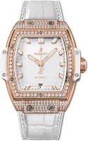 Hublot Spirit Of Big Bang King Gold White Pave 665.OE.2080.LR.1604