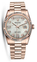 Rolex Oyster Day-Date 36 m118235f-0108