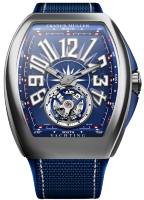 Franck Muller Mens Collection Vanguard Yachting V45 T YACHTING OG