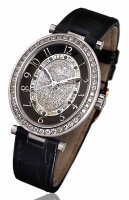 DeWitt Alma Automatic White Gold and Diamonds AL.007