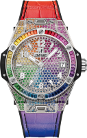 Hublot Big Bang One Click Steel Rainbow 465.SX.9910.LR.0999