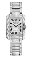Cartier Tank Anglaise Watch Small Model HPI00559