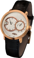 DeWitt Classic Jumping Hour Rose Gold CLA.HSA.002