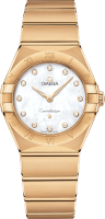 Omega Constellation Manhattan Quartz 28 mm 131.50.28.60.55.002