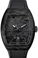 Franck Muller Mens Collection Vanguard V 41 SC DT CARBON.NR