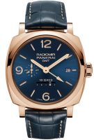 Officine Panerai Radiomir 1940 10 Days GMT Automatic Oro Rosso 45 mm PAM00659