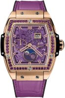 Hublot Spirit of Big Bang Moonphase King Gold Purple 42 mm 647.OX.4781.LR.1205