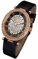 DeWitt Alma Automatic Rose Gold and Diamonds AL.003